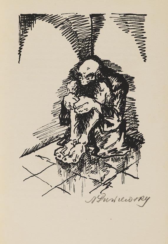 Ernst Weiss - Hodin. 1923