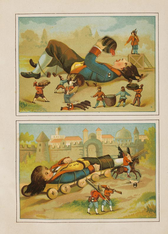 Jonathan Swift - Gulliver. (183)