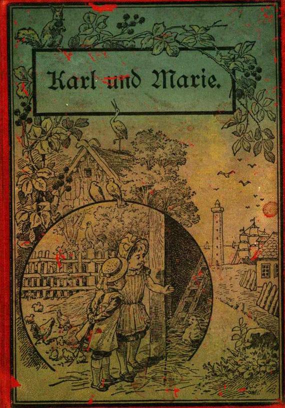 Jugendliteratur - Jugendliteratur, 25 Bde. Um 1870 bis 1930.