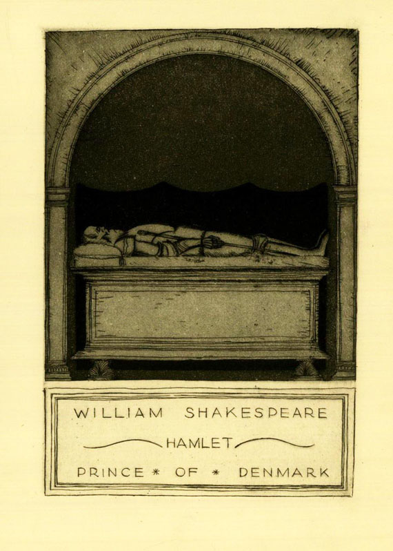 William Shakespeare - Hamlet, 1920.