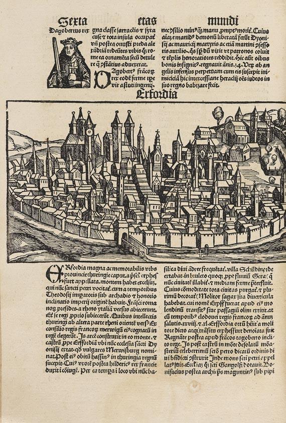 Hartmann Schedel - Liber chronicarum. 1497. (C16)