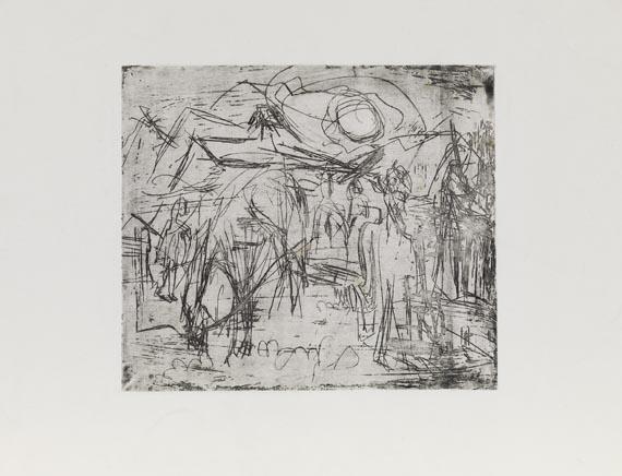 Ernst Ludwig Kirchner - Alpabend