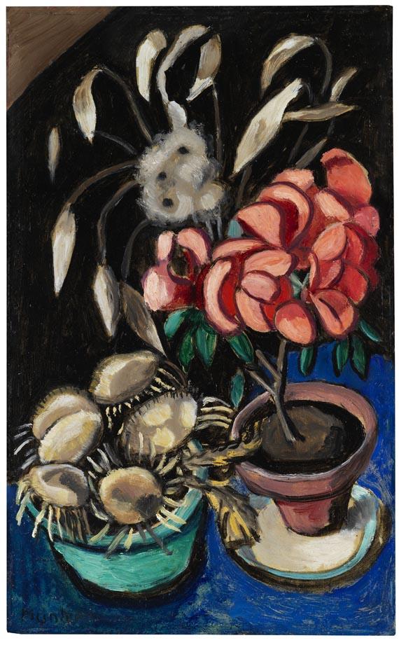 Gabriele Münter - Blumenbild