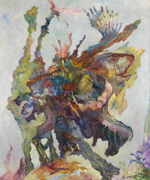 Bernard Schultze - Profile - ein Unhold