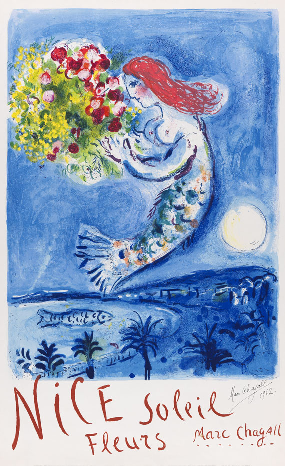 Marc Chagall - Die Engelsbucht