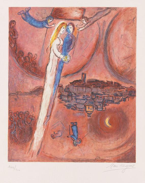 Marc Chagall - Das Lied der Lieder