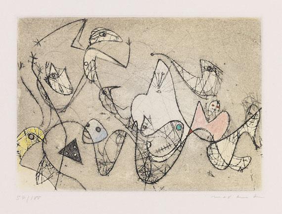 Max Ernst - Ohne Titel