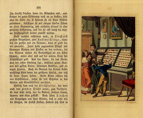 Luise Hölder - Unterhaltende Fabeln und Erzählungen. 1830.
