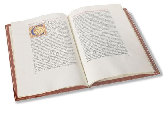 Pierre de Margerie - Allocution prononcée. 1931. Pgt.-Exemplar.