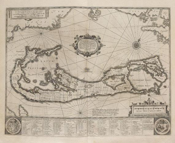 Johannes Janssonius - Appendix atlantis. 1636.