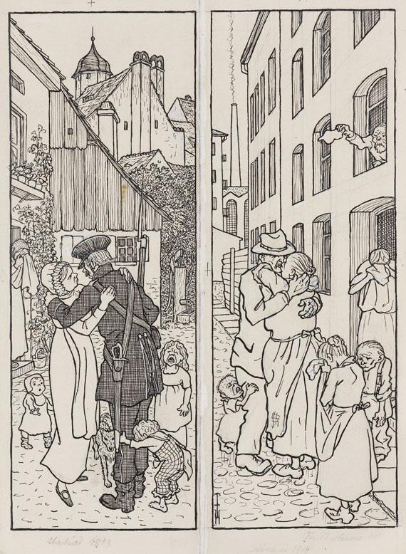 Thomas Theodor Heine - Abschied
