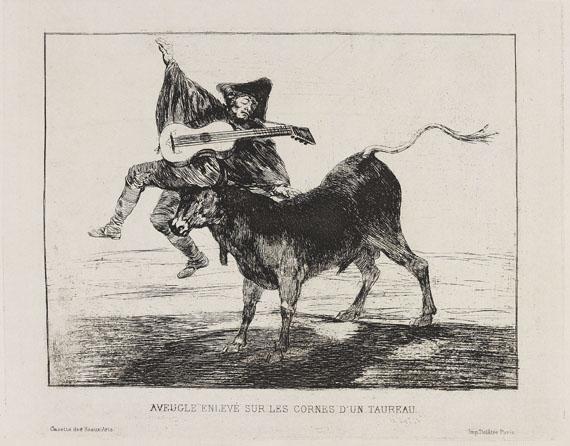 Francisco de Goya - Dios se lo pague a usted