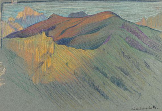 Harold Bengen - Bei der Marmolata