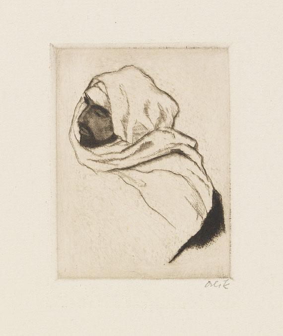 Emil Orlik - Aus Ägypten