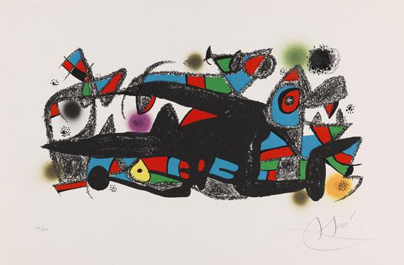 Joan Miró - Fotoscop
