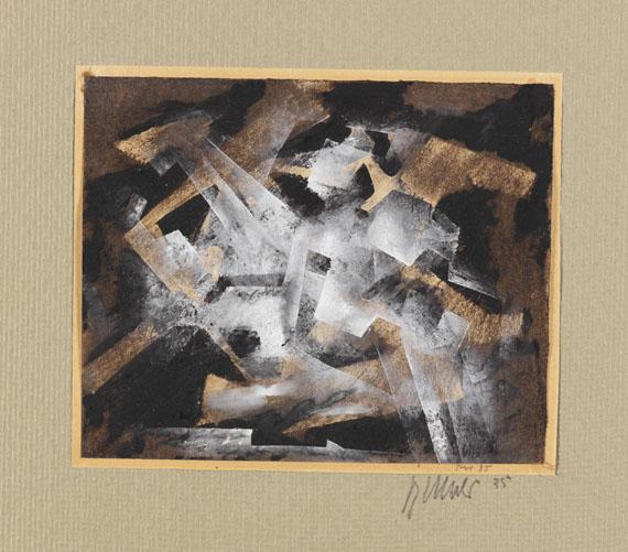 Fritz Winter - 4-43