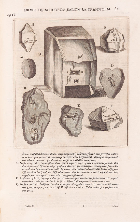 Athanasius Kircher - Mundus subterraneus, 1678