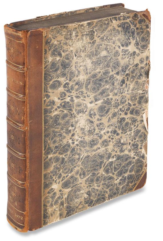 Lucius Coelius Firmianus Lactantius - Opera. 1472. - Weitere Abbildung