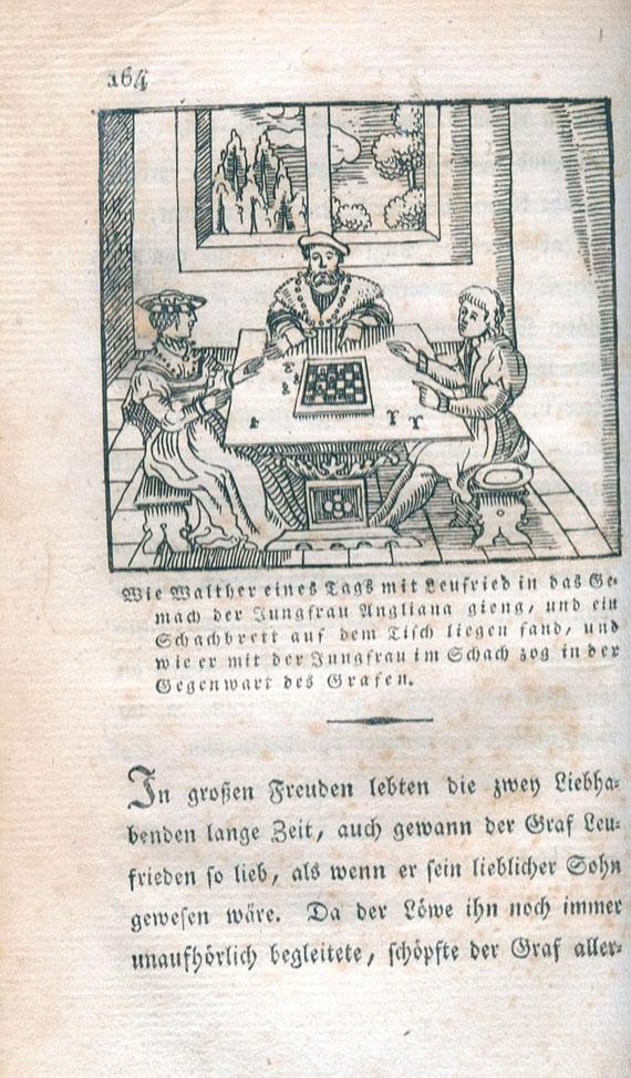 Clemens Brentano - Goldfaden. 1809