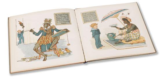 Walter Crane - Slateandpencilvania. 1885 - Weitere Abbildung