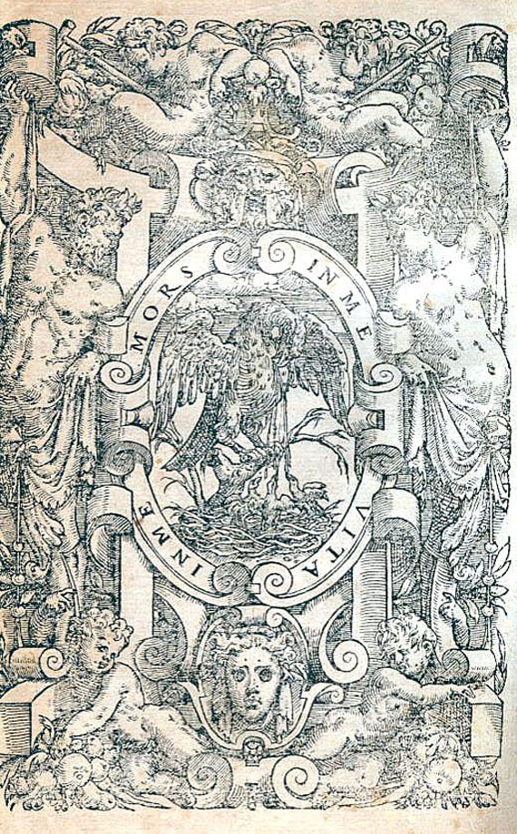 Euklid von Alexandria - Elementorum Libri XV. 1573.