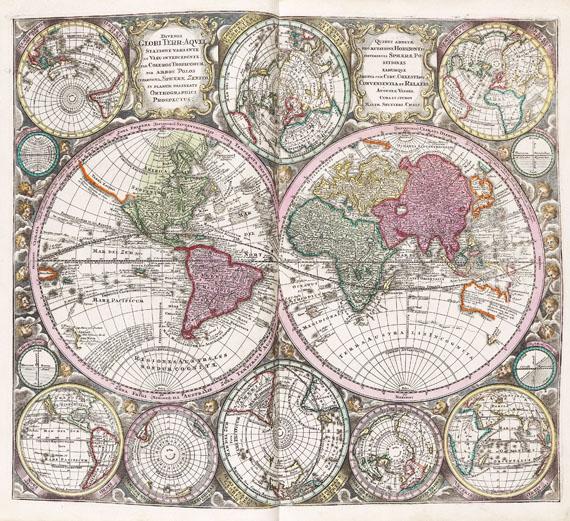 Matthäus Seutter - Atlas Novus. Ca. 1725.