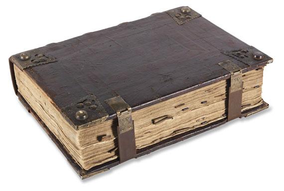 - Missale Salisburgense. 1492. - Weitere Abbildung