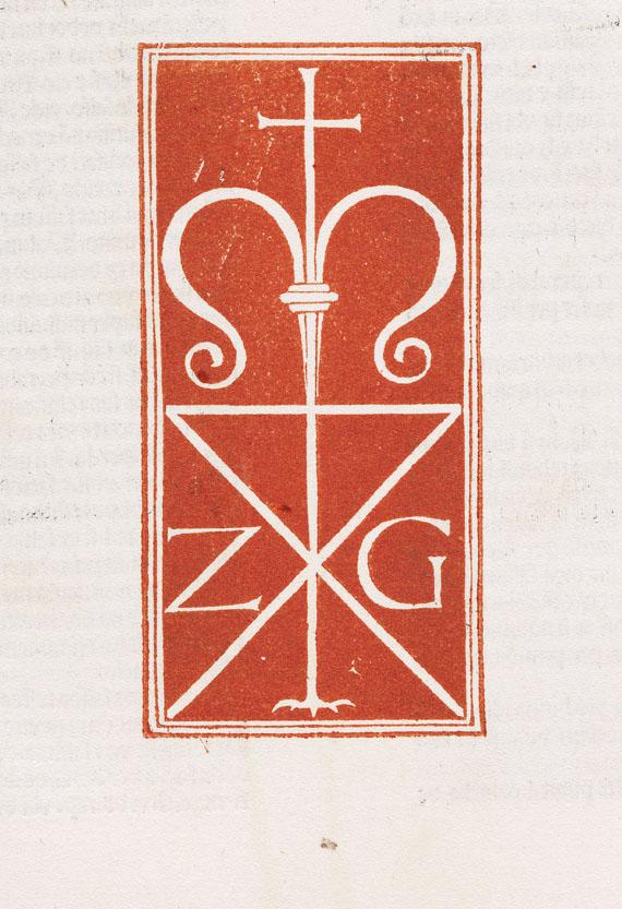 Angelus de Gambilionibus - De maleficiis. 1483.