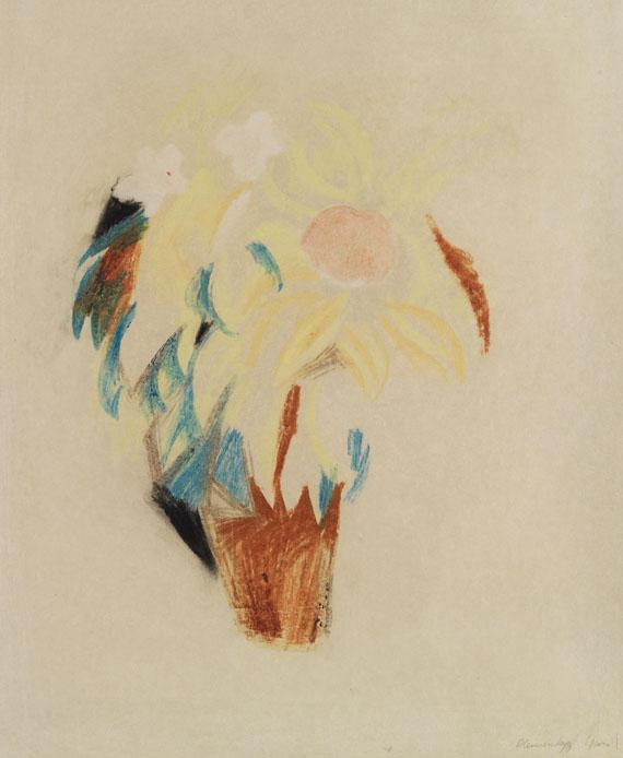 August Macke - Blumentopf (groß)