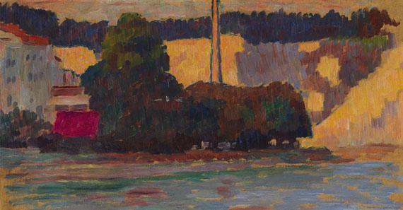 Alexej von Jawlensky - Wasserburg