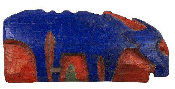 Ernst Ludwig Kirchner - Ziege II