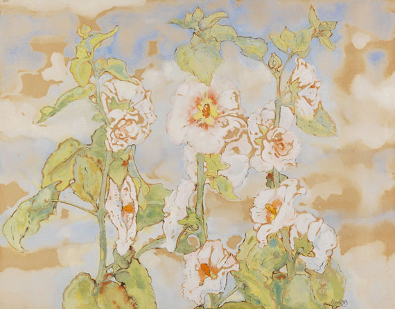 Max Kaus - Blüten