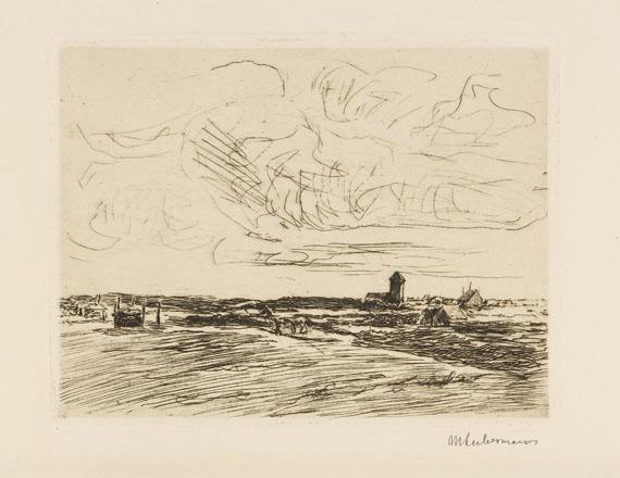 Max Liebermann - Nordwykabend