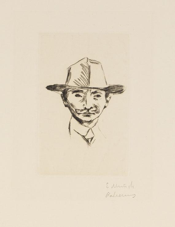 Edvard Munch - Emanuel Goldstein