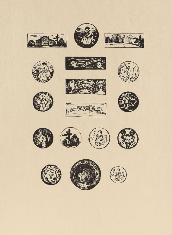 Edvard Munch - Vignetten