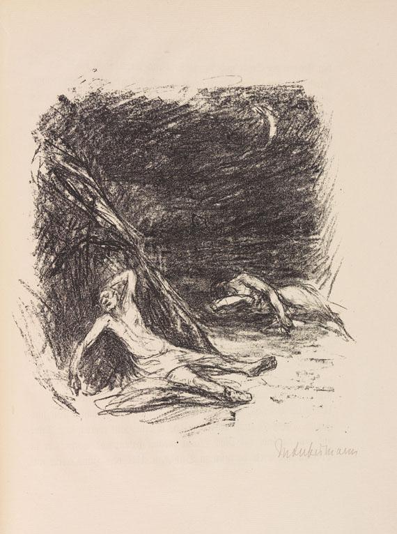 Max Liebermann - Das Buch Ruth, 1924.