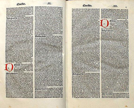 Thomas von Aquin - Summa Theologica, 1497.