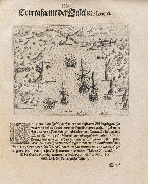 Theodor de Bry - Additamentum. 1602