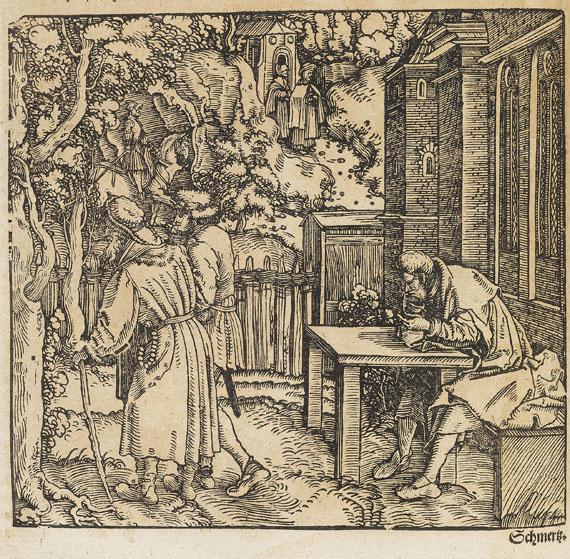 Francesco Petrarca - Trostspiegel. 1620.
