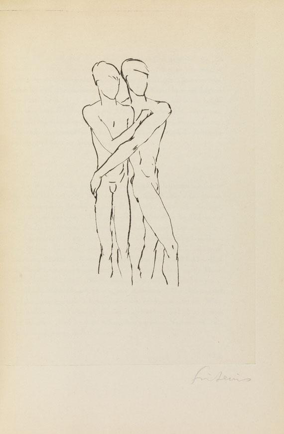 Renée Sintenis - Siemsen, Hans, Das Tigerschiff. 1923.