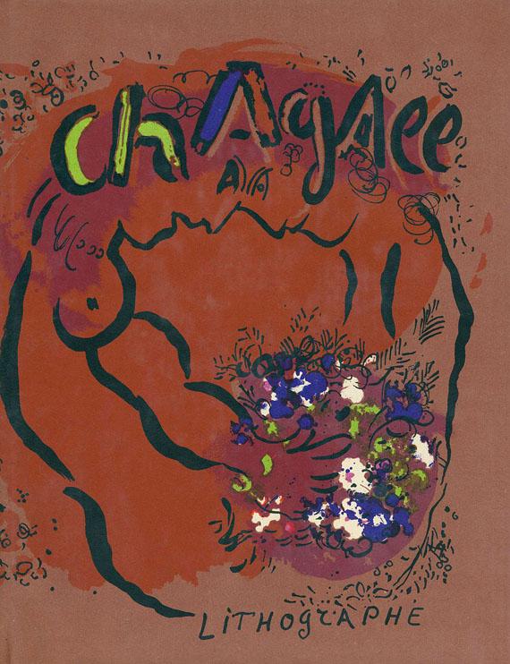 Marc Chagall - Lithograph. 1960