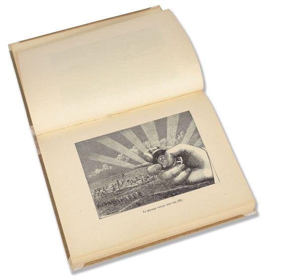 Max Ernst - La femme 100 têtes. Mit Besitzvermerk von O. Hofmann. 1929. - Weitere Abbildung