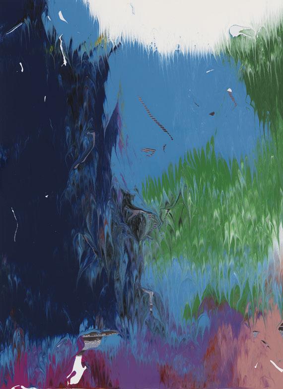 Gerhard Richter - Ohne Titel (8.5.08)