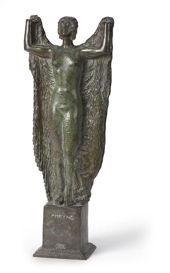 Franz von Stuck - Phryne