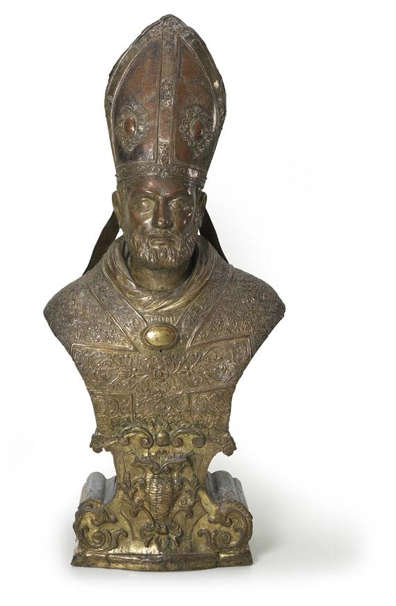 Deutschland - Bischofsbüste