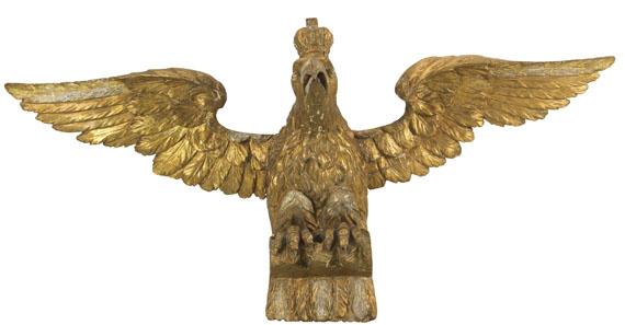 Berlin - Adler im friderizianischen Stil