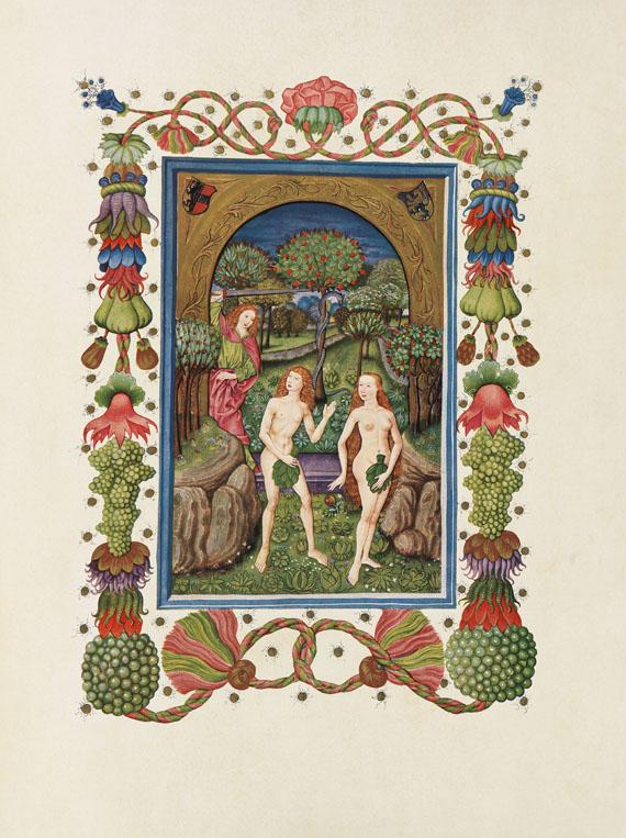 Georg Leidinger - Meisterwerke der Buchmalerei. 1920 - Weitere Abbildung