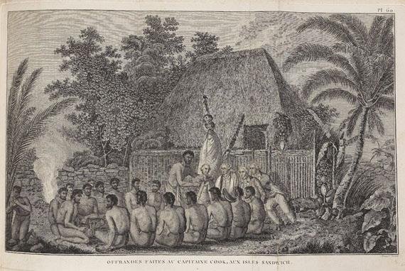 James Cook - 5 Bde, Troisième voyage de Cook. 1785.
