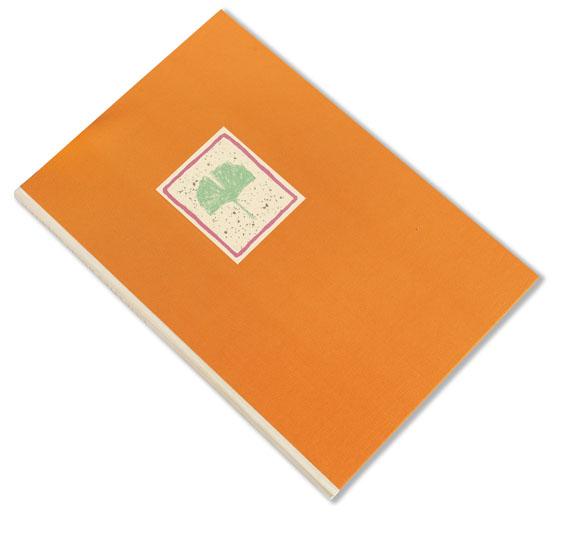 Max Peiffer Watenphul - Goethes Buch Suleika. 1966. - Weitere Abbildung