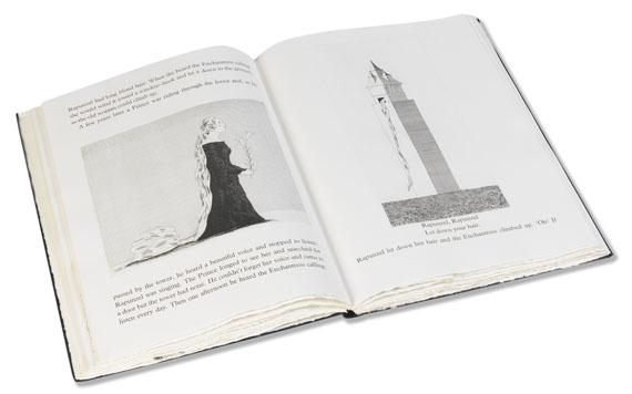 David Hockney - Six fairy tales. 1970. - Weitere Abbildung